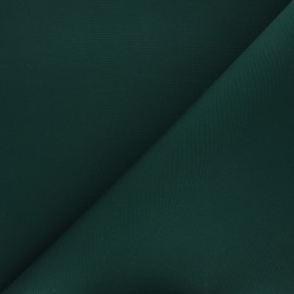 Outdoor canvas fabric - forest green Magellan® x 10cm