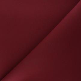Outdoor canvas fabric - burgundy Magellan® x 10cm