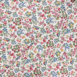 Organic cotton Liberty fabric - Nancy Ann Bx 10cm