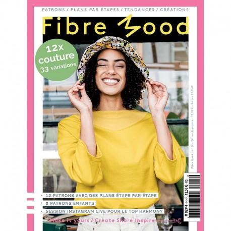 Magazine Fibre Mood - Édition Française n°14