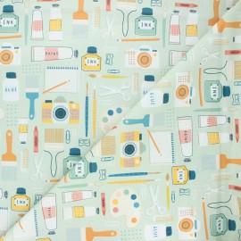 Cotton Dashwood Studio fabric - Art and craft Hobbies x 10cm