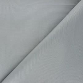 Tissu toile d'ombrage - gris x 10 cm