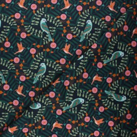 Cotton Dashwood Studio fabric - Fly Our planet x 10cm