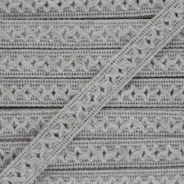 13 mm trimming ribbon - linen Santadria x 1m