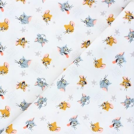 Cotton Camelot Fabrics - raw Tom and Jerry x 10cm