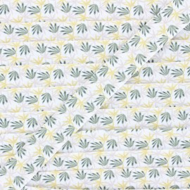 Biais coton Algao 20 mm - vert x 1m