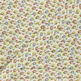 Biais coton Elliott et Max 20 mm - vert x 1m