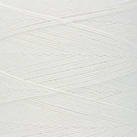 Ficelle alimentaire polyester 1 mm - blanche