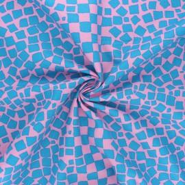 Kaffe Fassett cotton poplin fabric - light pink Chips x 10cm