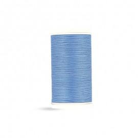 Cotton Laser sewing thread - bleuet - 100m