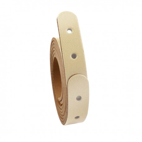 Miyako tote-bag leather handle - golden