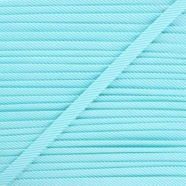Petit Pan bias binding - Azur blue Helium x 1m