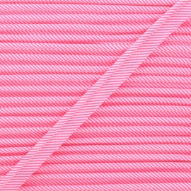 Petit Pan Cotton Piping - neon orange Rigato x 1m