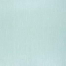 Tissu lin lavé enduit - vert amande x 10cm