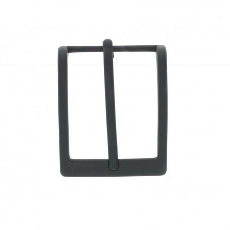 Boucle ceinture métal Fibb 35 mm - noir