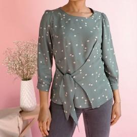 Blouse/Dress Sewing Pattern - Les lubies de Cadia Oxana