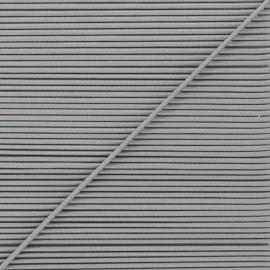 1,9 mm Elastic cord - pearl grey x 1m