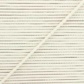 4mm Knit cord - raw Chroma x 1m