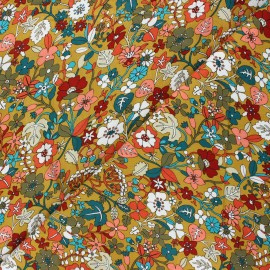 Tissu velours milleraies Dashwood Studio Kaleidoscope - Tallulah x 10cm