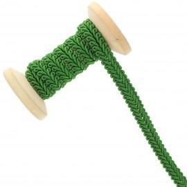9 mm Gimp braid Roll - Green Grass