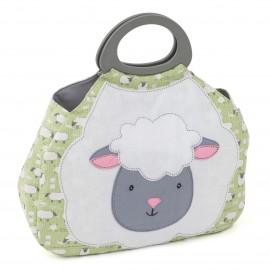 Sac à ouvrage - Mouton