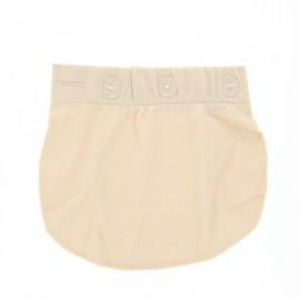 Waist extender for pregnancy - beige