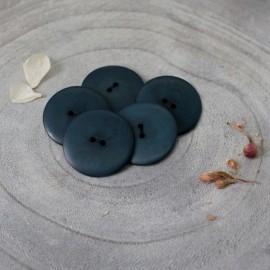 Palm Corozo Button - black Atelier Brunette