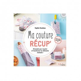 """Book """"Ma couture récup'"""""""