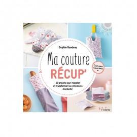 """Livre """"Ma couture récup'"""""""