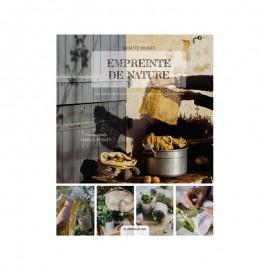 """Livre """"Empreinte de nature - Une année de créations textiles, végétales et gourmandes"""""""