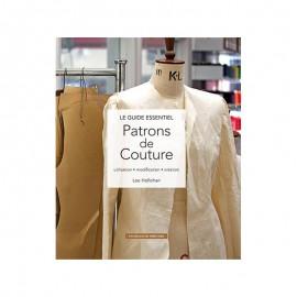 """Book """"Patrons de couture - Le guide essentiel"""""""
