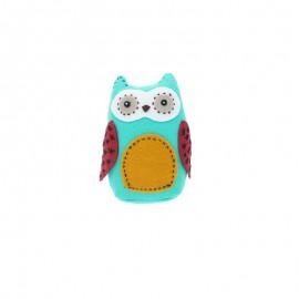 Pin holder - owl