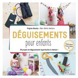 """Livre """"Déguisements pour enfants - 20 projets"""""""