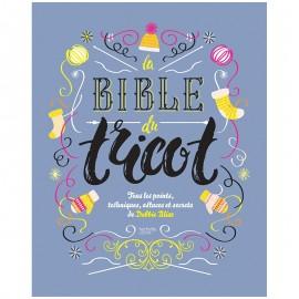 """Livre """"La bible du tricot"""""""