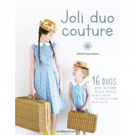 "Livre ""Joli duo couture"""
