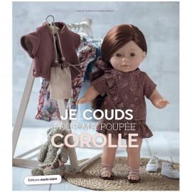 """Livre """"Je couds pour ma poupée Corolle"""""""