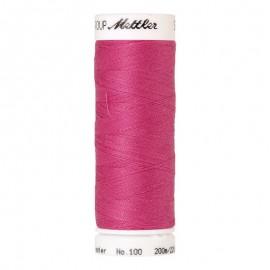 Bobine de fil Mettler Seralon 200m - N°1423 - Rose vif