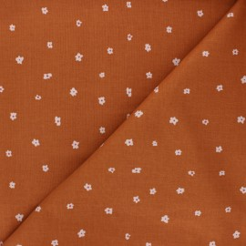 Tissu coton Cotton Steel Dear Isla - Posies - camel x 10cm