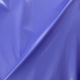 ♥ Coupon 200 cm X 145 cm ♥  Tissu vinyl Interlock mauve