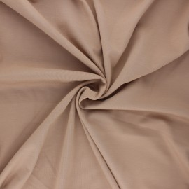 Tissu jersey milano Light - sable x 10 cm