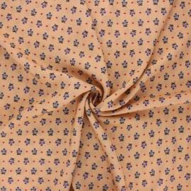 Tissu viscose Gersande - sable x 10cm