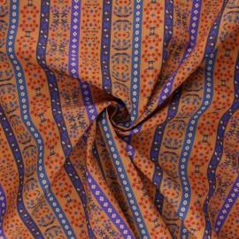 Madame Iris Cotton poplin fabric - Landry x 10cm
