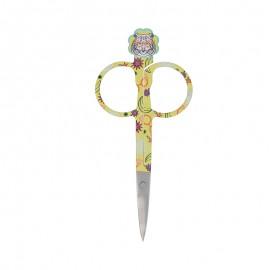 11 cm Bohin embroidery scissors - yellow Tiger