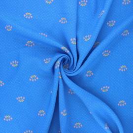 Tissu viscose Madame Iris - Neo x 10cm
