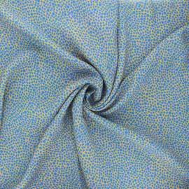 Tissu viscose Madame Iris - Mody x 10cm
