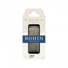 BOHIN sharps needles assorted - sizes 1