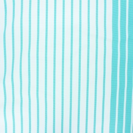 Outdoor canvas fabric - celadon Chill day x 10cm