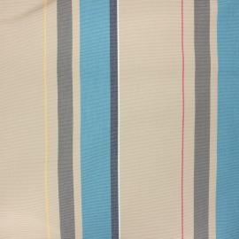 Outdoor canvas fabric - sand Sunny days x 10cm