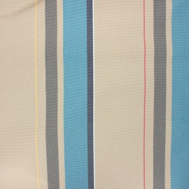 Tissu toile transat Sunny days - sable x 10cm