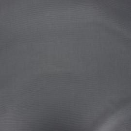 Outdoor canvas fabric - dark grey Paradise x 10cm